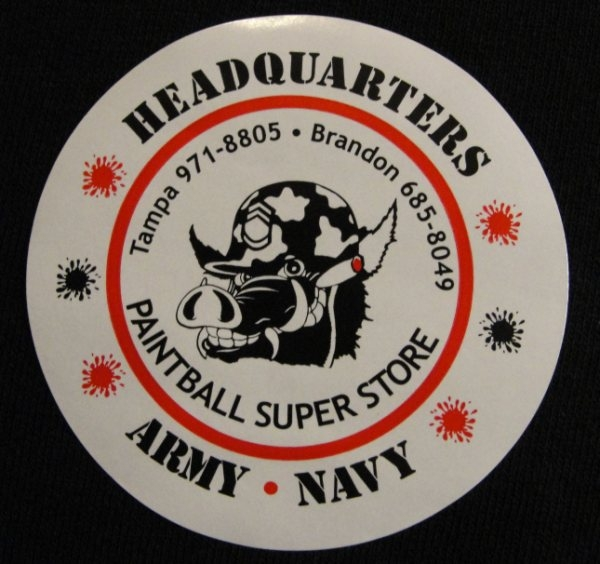 Headquarters Army Navy
